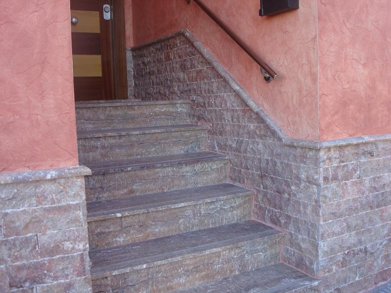 Escaleras de granito precios marmol y granito para for Escaleras de granito precios